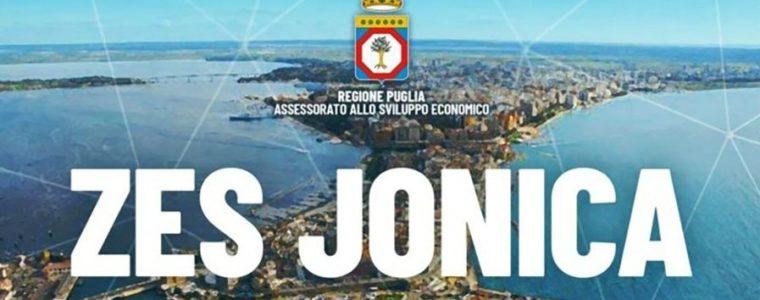 ZONA ECONOMICA SPECIALE JONICA:  Regione Puglia incontra gli enti no profit per lo sviluppo di nuove idee